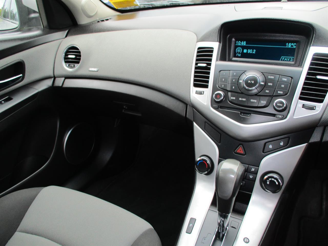 image-16, 2009 Holden Cruze CD DIESEL AUTO at Dunedin