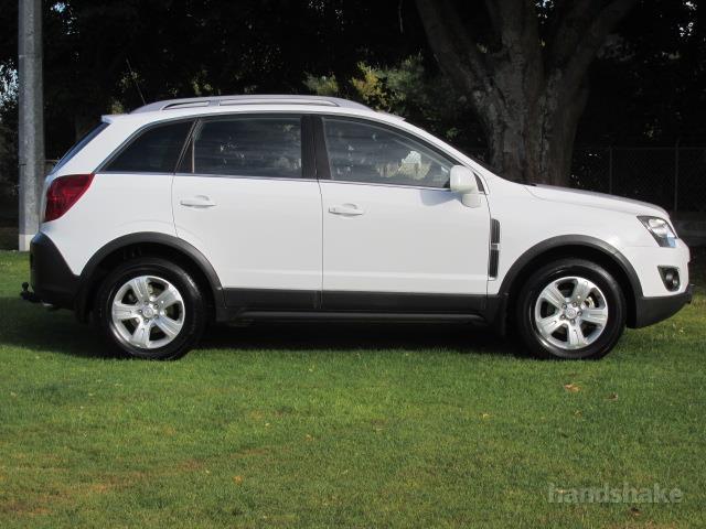 image-2, 2012 Holden Captiva 4x4 at Gore
