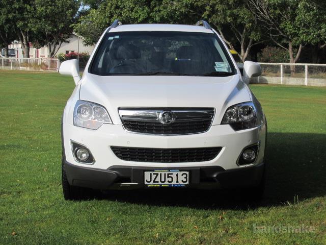 image-1, 2012 Holden Captiva 4x4 at Gore