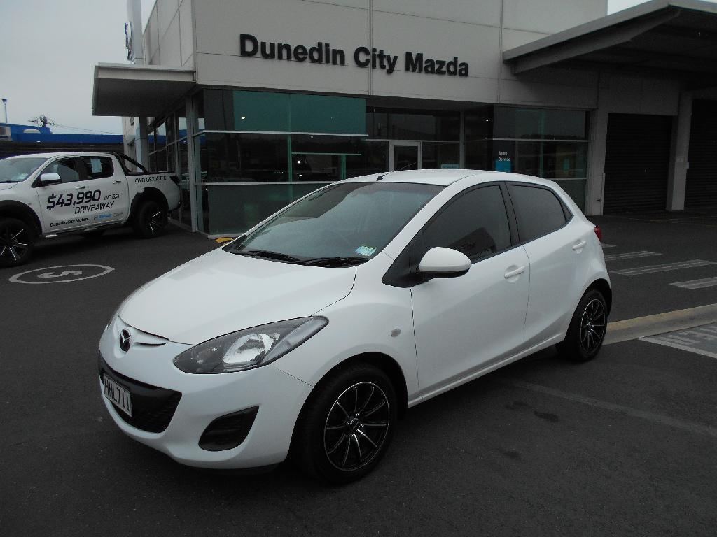 image-0, 2014 Mazda 2 CLASSIC 1.5 4AT at Dunedin
