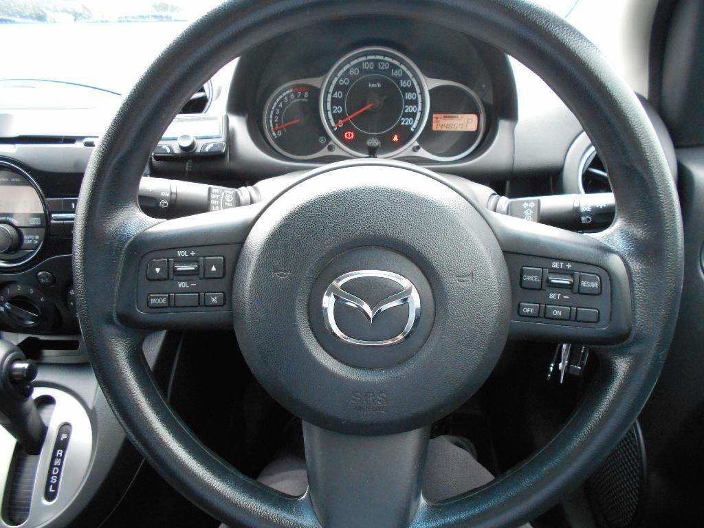 image-10, 2014 Mazda 2 CLASSIC 1.5 4AT at Dunedin