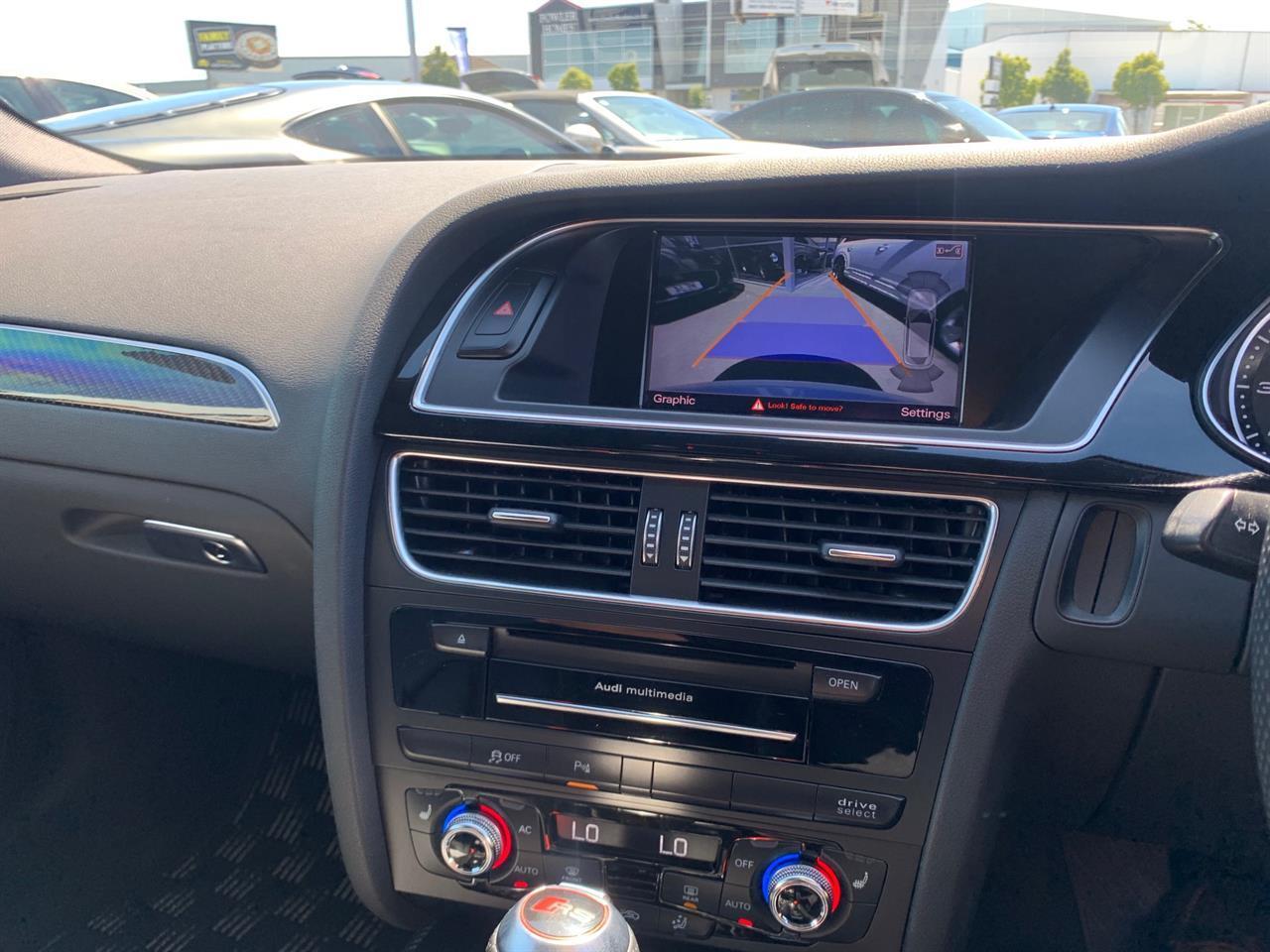 image-11, 2013 Audi RS4 4.2 V8 Quattro FSI Wagon at Christchurch
