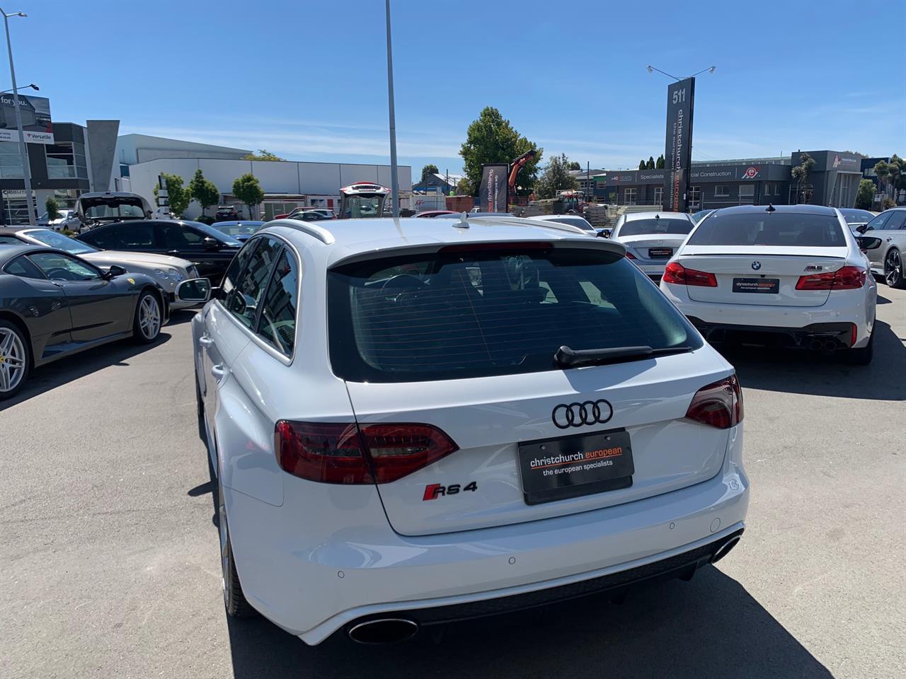 image-3, 2013 Audi RS4 4.2 V8 Quattro FSI Wagon at Christchurch