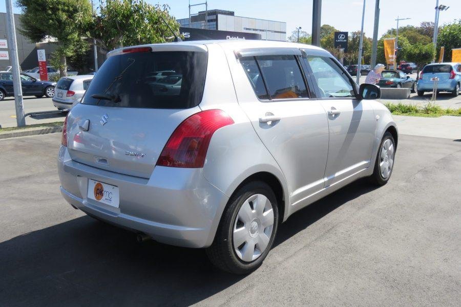 image-2, 2005 SUZUKI SWIFT 1.3 XG at Christchurch