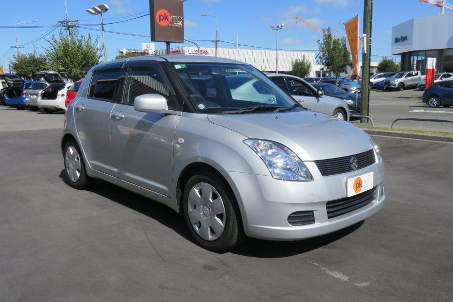 image-0, 2005 SUZUKI SWIFT 1.3 XG at Christchurch
