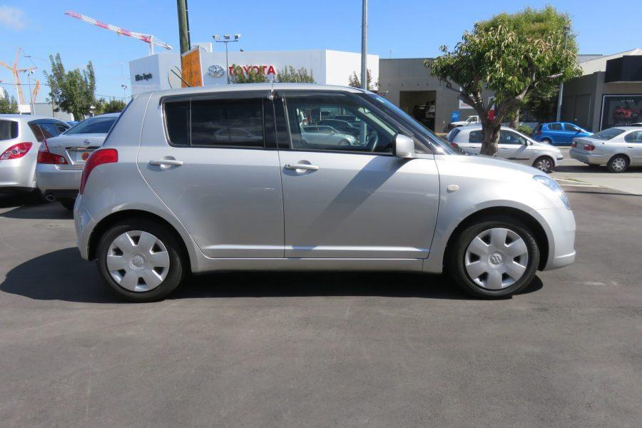 image-1, 2005 SUZUKI SWIFT 1.3 XG at Christchurch
