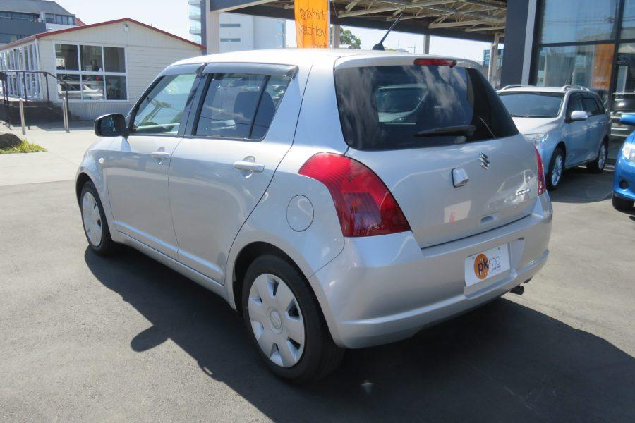 image-3, 2005 SUZUKI SWIFT 1.3 XG at Christchurch