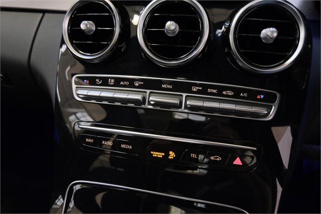 image-15, 2020 MercedesBenz C 200 NZ New, Mild Hybrid at Dunedin