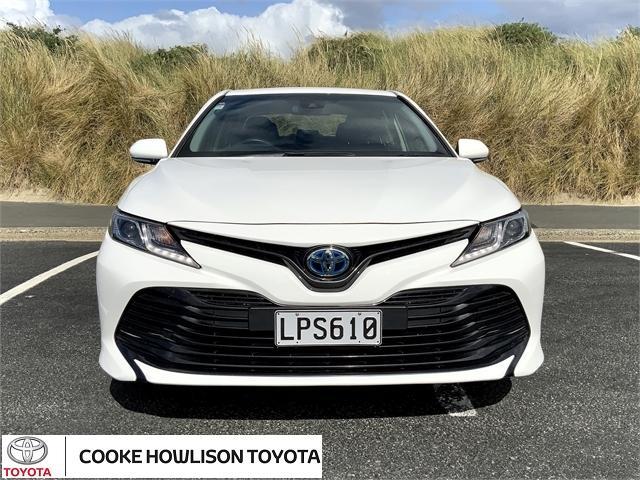 image-1, 2018 Toyota Camry GX 2.5P Hybrid Signature Class V at Dunedin