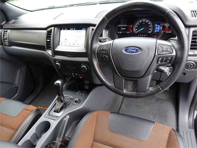 image-9, 2017 Ford Ranger Wildtrak PX2 Auto 4WD at Dunedin