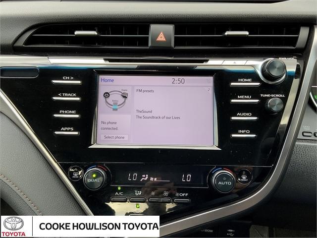 image-18, 2018 Toyota Camry GX 2.5P Hybrid Signature Class V at Dunedin