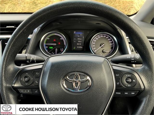 image-9, 2018 Toyota Camry GX 2.5P Hybrid Signature Class V at Dunedin