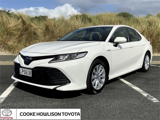 image-2, 2018 Toyota Camry GX 2.5P Hybrid Signature Class V at Dunedin