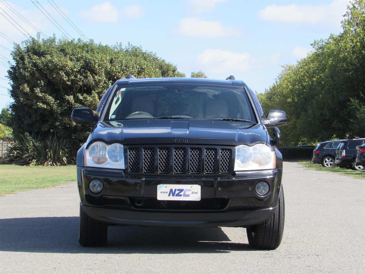 image-1, 2006 Jeep Grand Cherokee at Christchurch