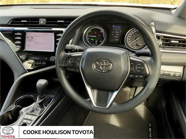 image-14, 2018 Toyota Camry GX 2.5P Hybrid Signature Class V at Dunedin