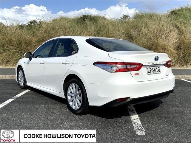 image-3, 2018 Toyota Camry GX 2.5P Hybrid Signature Class V at Dunedin