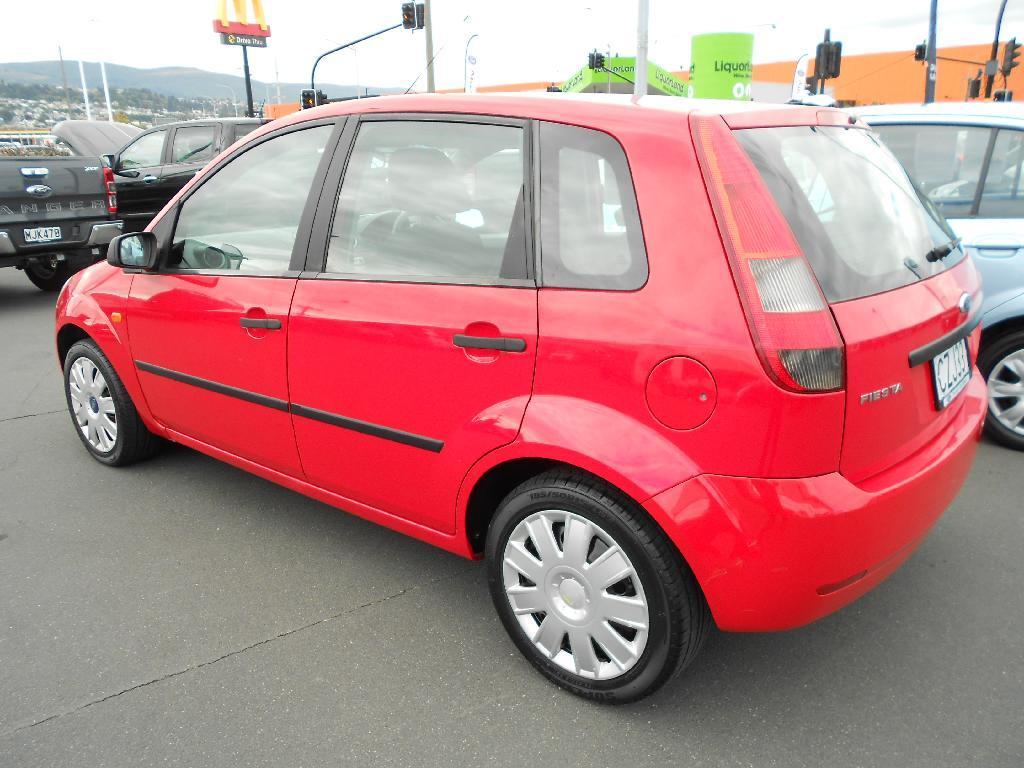 image-2, 2005 Ford FIESTA 5 Door Manual 1.6 Hatch at Dunedin