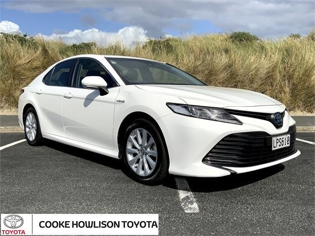 image-0, 2018 Toyota Camry GX 2.5P Hybrid Signature Class V at Dunedin