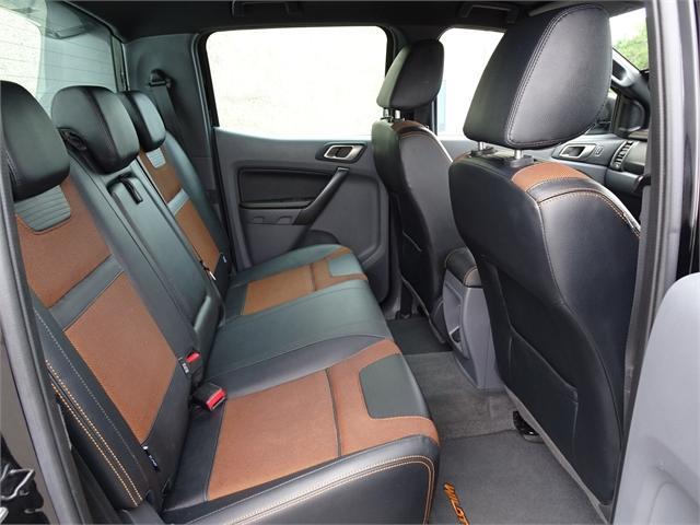 image-18, 2017 Ford Ranger Wildtrak PX2 Auto 4WD at Dunedin