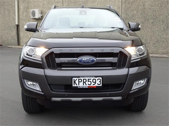 image-1, 2017 Ford Ranger Wildtrak PX2 Auto 4WD at Dunedin