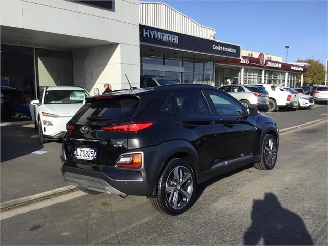 image-2, 2019 Hyundai Kona 1.6T Elite AWD at Dunedin