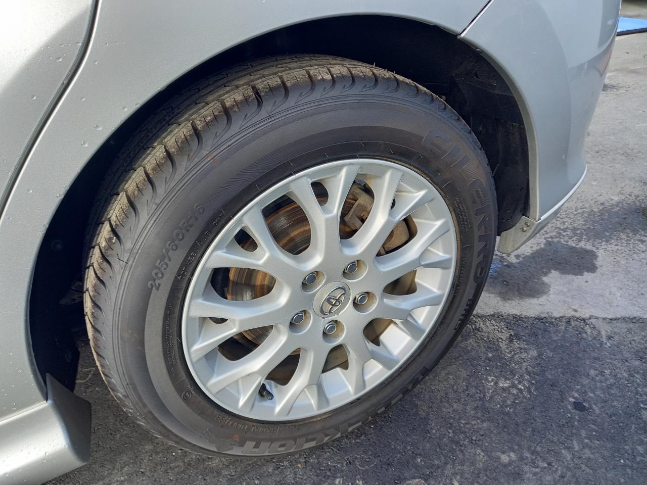 image-4, 2007 Toyota Blade 2.4G No Deposit Finance at Dunedin