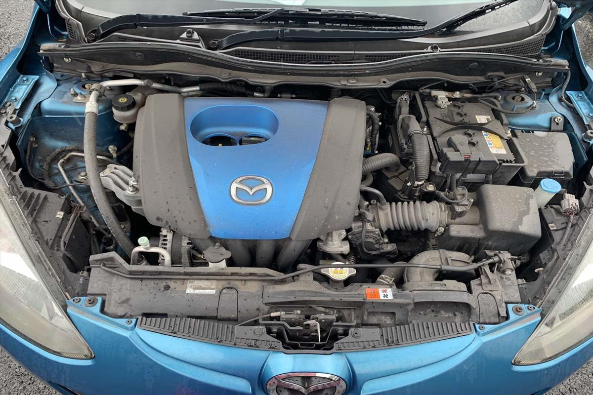 image-7, 2011 Mazda Demio Skyactive No Deposit Finance at Dunedin