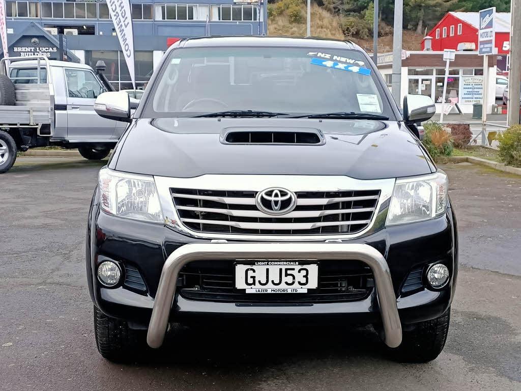 image-6, 2012 Toyota Hilux SR5 4WD 3.0TD DC 4A SR5 TD DC at Dunedin