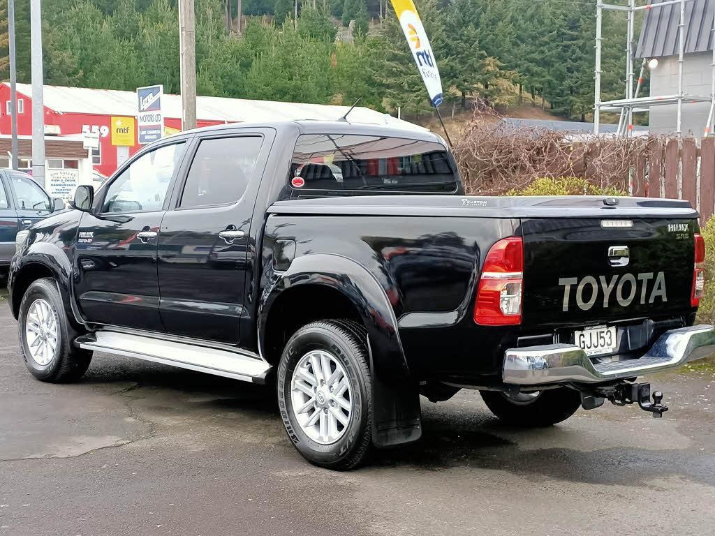 image-3, 2012 Toyota Hilux SR5 4WD 3.0TD DC 4A SR5 TD DC at Dunedin