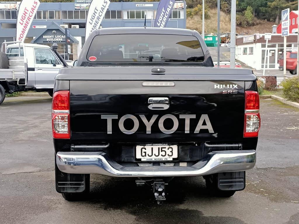 image-7, 2012 Toyota Hilux SR5 4WD 3.0TD DC 4A SR5 TD DC at Dunedin