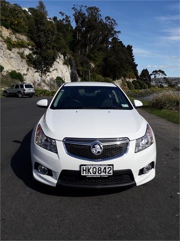 image-2, 2015 Holden Cruze SRI-V Sedan 1.6 Turbo Auto at Dunedin