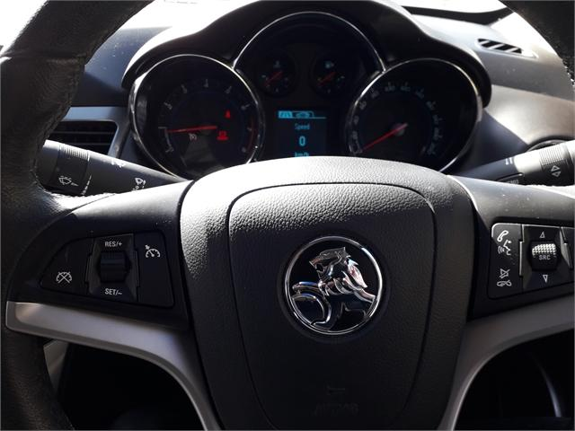 image-14, 2015 Holden Cruze SRI-V Sedan 1.6 Turbo Auto at Dunedin