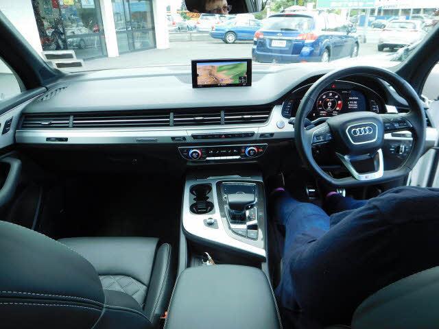 image-19, 2017 Audi SQ7 V8TDI at Dunedin