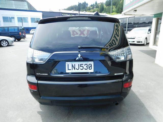 image-4, 2006 Mitsubishi Outlander 4wd at Dunedin