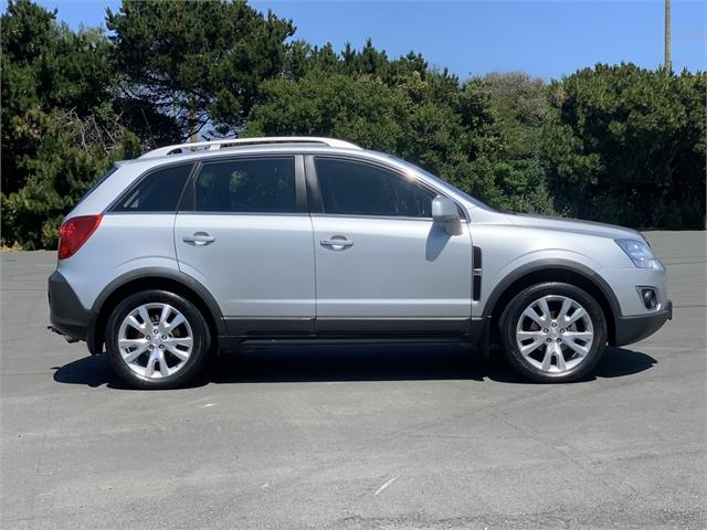 image-1, 2014 Holden Captiva 5 Ltz Awd 2.2D At at Dunedin