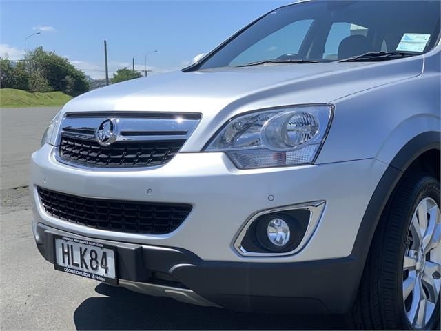 image-7, 2014 Holden Captiva 5 Ltz Awd 2.2D At at Dunedin
