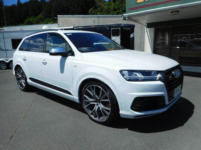 image-1, 2017 Audi SQ7 V8TDI at Dunedin
