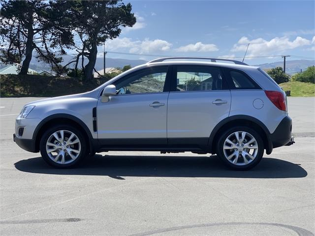 image-5, 2014 Holden Captiva 5 Ltz Awd 2.2D At at Dunedin