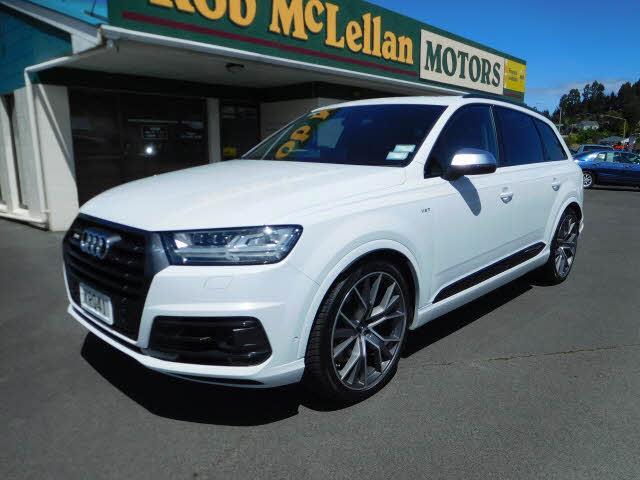 image-0, 2017 Audi SQ7 V8TDI at Dunedin