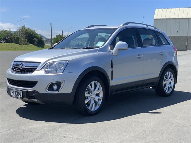 image-6, 2014 Holden Captiva 5 Ltz Awd 2.2D At at Dunedin