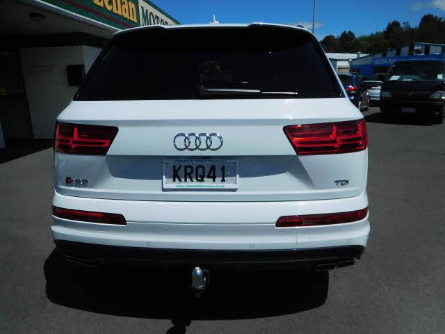 image-5, 2017 Audi SQ7 V8TDI at Dunedin