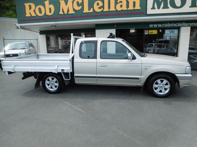 image-1, 2006 FORD COURIER XLT XTRA/CAB at Dunedin