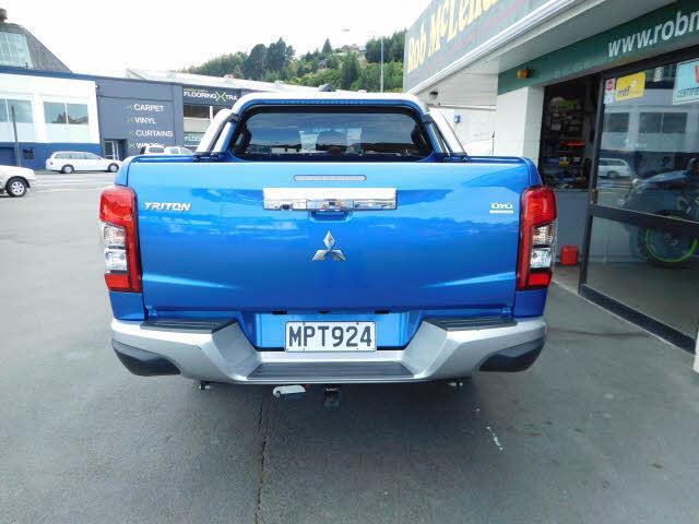 image-3, 2017 Mitsubishi TRITON D/CAB at Dunedin