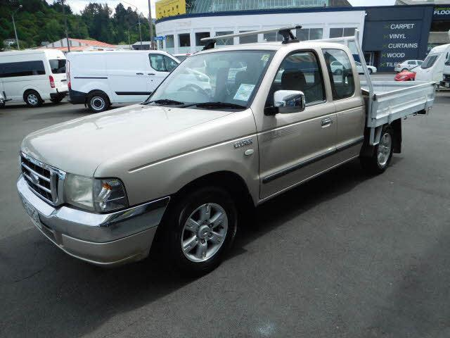image-5, 2006 FORD COURIER XLT XTRA/CAB at Dunedin