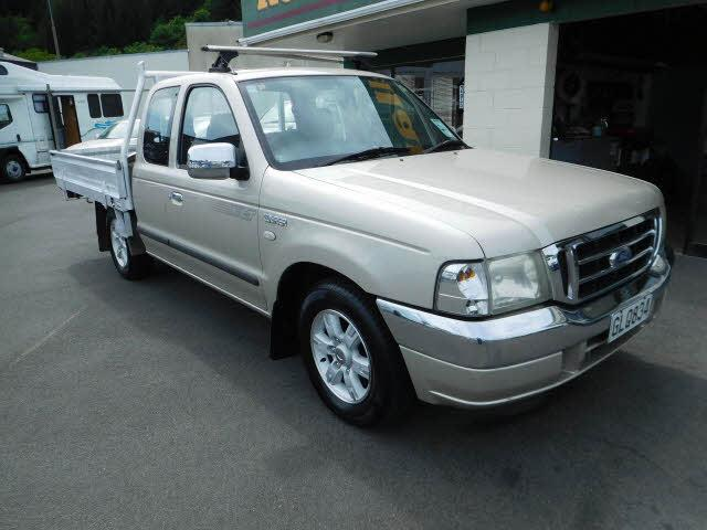 image-0, 2006 FORD COURIER XLT XTRA/CAB at Dunedin