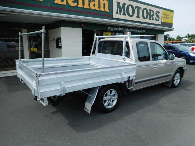 image-2, 2006 FORD COURIER XLT XTRA/CAB at Dunedin