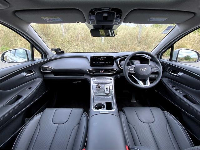 image-10, 2021 Hyundai Santa Fe 2.2D Limited TM 7S at Dunedin