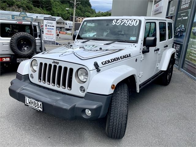 image-9, 2018 Jeep Wrangler Golden Eagle 3.6 4D at Central Otago