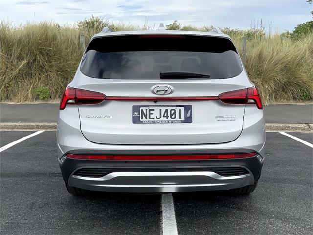 image-3, 2021 Hyundai Santa Fe 2.2D Limited TM 7S at Dunedin