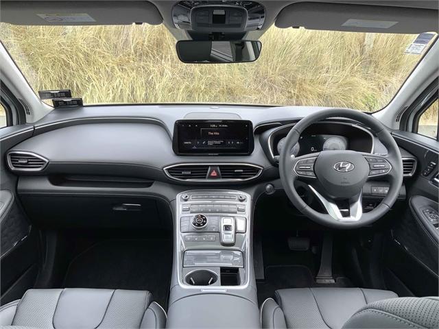 image-9, 2021 Hyundai Santa Fe 2.2D Limited TM 7S at Dunedin